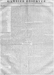 Gambier Observer, August 09, 1837
