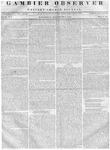 Gambier Observer, December 06, 1837