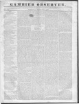 Gambier Observer, February 01, 1837