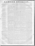 Gambier Observer, February 08, 1837