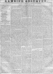 Gambier Observer, January 18, 1837