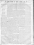 Gambier Observer, July 05, 1837
