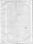 Gambier Observer, July 26, 1837
