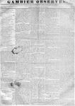 Gambier Observer, June 14, 1837
