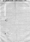 Gambier Observer, June 21, 1837