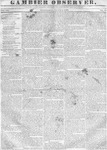 Gambier Observer, March 01, 1837