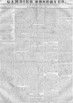 Gambier Observer, March 22, 1837