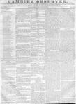 Gambier Observer, March 29, 1837