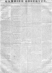 Gambier Observer, May 03, 1837