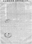 Gambier Observer, May 31, 1837