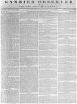 Gambier Observer, November 22, 1837