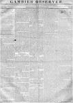 Gambier Observer, September 06, 1837