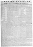 Gambier Observer, April 19, 1839