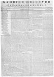 Gambier Observer, April 26, 1839