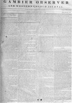 Gambier Observer, February 01, 1839