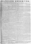 Gambier Observer, February 29, 1839