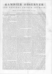 Gambier Observer, April 11, 1840