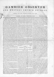 Gambier Observer, February 29, 1840