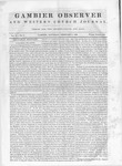 Gambier Observer, February 1, 1840