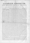 Gambier Observer, January 4, 1840