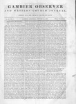 Gambier Observer, January 11, 1840