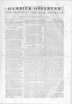 Gambier Observer, May 2, 1840