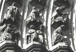 Amiens Cathedral, archivolt detail, south transept portal
