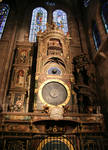 Strasbourg Cathedral, astronomical clock, 1574