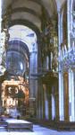 Santiago de Compostela, Nave, Romanesque, Galicia, Spain