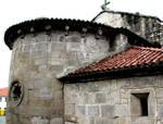 Castrelos, Church of Santa Maria, apse