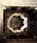 Cristo de la Luz, Toledo, interior vault