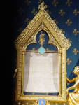 Chartres Cathedral, Reliquary for the Virgin Mary's Cloak