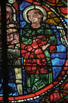 Angers Cathedral, St. Maurice, John the Baptist