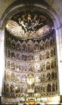 Salamanca, Old Cathedral, 15th century, Gothic/Renaissance fresco/egg tempera painting, Spain