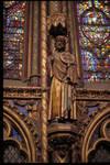 Sainte Chapelle, Apostle