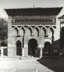 Cristo de la Luz, Toledo, facade