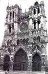 Amiens Cathedral, West facade