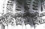 Santo Domingo, Soria, west facade, capital frieze