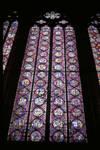 Sainte Chapelle, stained glass, choir chapel