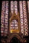 Sainte Chapelle, altar, choir