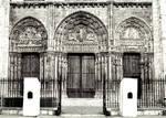 Chartres Cathedral, Royal Portal