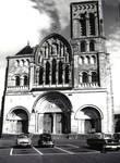 Vezelay, Sainte-Marie-Madeleine, west facade