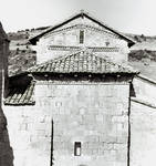 Escalada, Monastery of San Miguel, exterior, east end