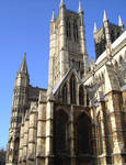Lincoln Cathedral, exterior south transept