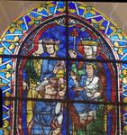 Chartres, Window Bay 114, southeast corner of crossing