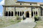 Templo San Julian y Santa Basilia, exterior view