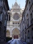 St. Remi, north portal, Reims, France