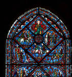Joseph Window, Chartres Cathedral