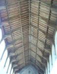 Catfield, All Saints Church, Norfolk, Hammerbeam ceiling