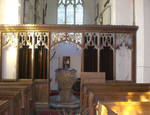Burlingham (North), Parish Church of St. Andrew, Tower Screen